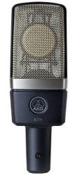 Best Large Diaphragm Condenser Microphones - AKG C214