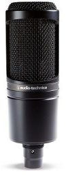 Best Cheap Microphones - Audio-Technica AT2020