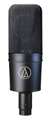 Best Large Diaphragm Condenser Microphones - Audio-Technica AT4033/CL