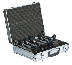 Best Microphones For Recording Drums - Audix FP7 Drum Microphone Set