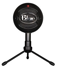 Best Computer Microphones For Podcasting And Home Recording - Blue Microphones Snowball iCE USB Microphone