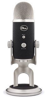 Best Computer Microphones For Podcasting And Home Recording - Blue Microphones Yeti Pro