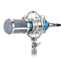 Best Computer Microphones For Podcasting And Home Recording - Floureon BM-800