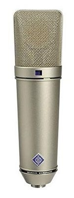 Beginner's Guide to Buying Microphones - Neumann U87 condenser microphone