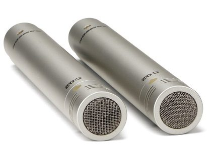 Best Microphones For Recording Drums - Samson CO2 matched pair