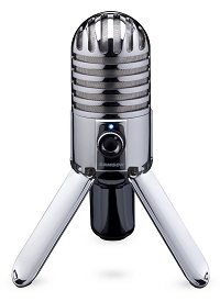 Best Computer Microphones For Podcasting & Home Recording - Samson Meteor USB Microphone