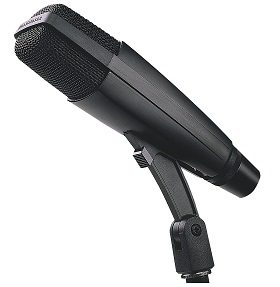 Best Microphones For Recording Electric Guitar - Sennheiser MD421-II