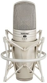 Best Microphones For Recording Vocals - Shure KSM44A