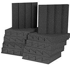 Best Acoustic Wall Treatment Panels - Auralex Acoustics D36-DST Roominator Kit