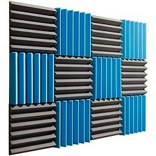 Best Acoustic Wall Treatment Panels - Pro Studio Acoustics Foam