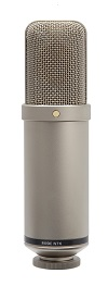 Best Microphones For Recording Vocals - Rode NTK