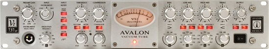 Ultimate Mic Preamps Over $1,000 - Avalon VT-737SP