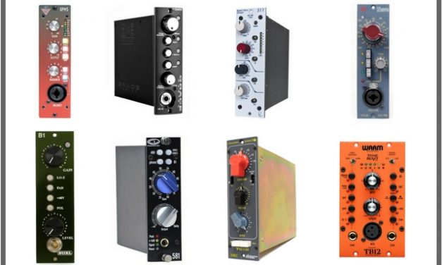 Ultimate Guide To Choosing The Best Mic Preamp For Your Home Studio