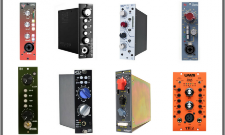 The Best 500 Series Mic Preamps for 2017