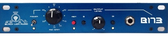 Best Mic Preamps Under $1,000 - Black Lion Audio B173
