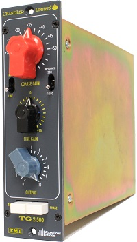 Best 500 Series Mic Preamps - Chandler Limited TG2-500