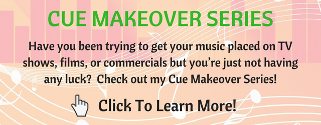 Film/TV Cue Makeover