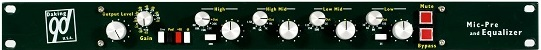 Ultimate Mic Preamps Over $1,000 - Daking Mic Pre Equalizer