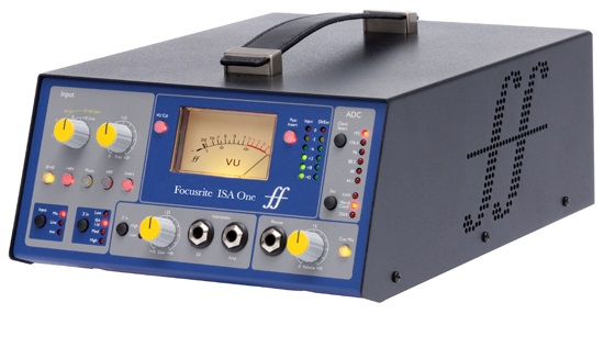 Best Mic Preamps Under $500 - Focusrite ISA One