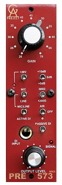Best 500 Series Mic Preamps - Golden Age Project Pre-573 MKII Mic Preamp