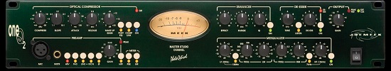 Best Mic Preamps Under $1,000 - Joemeek OneQ2