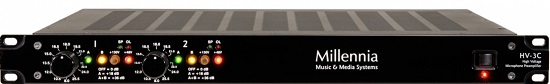 Ultimate Mic Preamps Over $1,000 - Millennia HV-3C