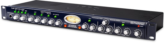 Best Mic Preamps Under $300 - Presonus Studio Channel
