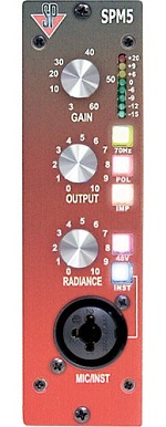 Best 500 Series Mic Preamps - Studio Projects SPM5