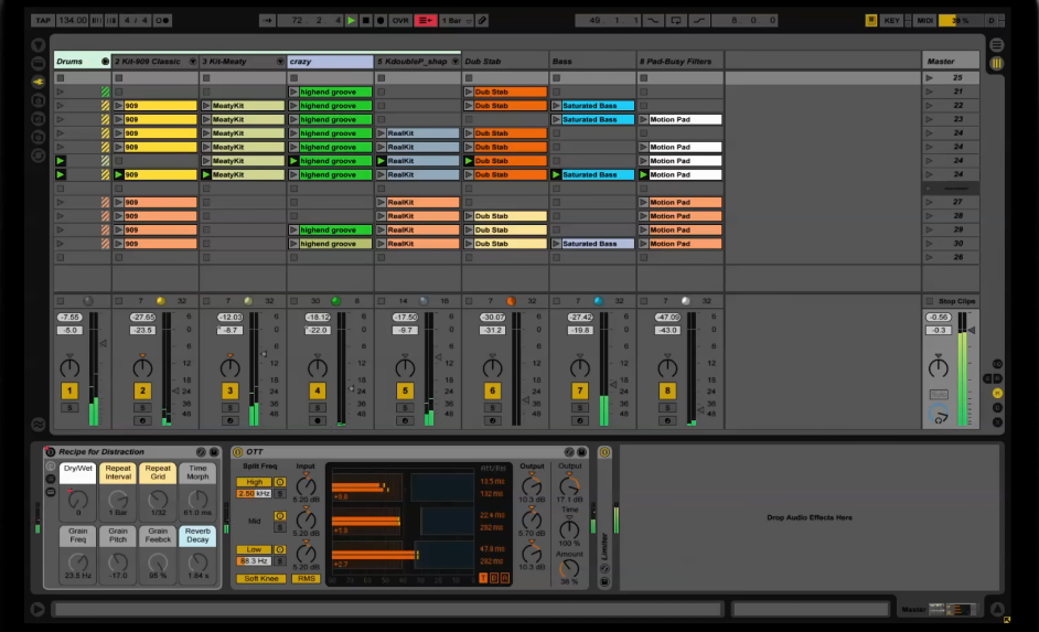 Ableton Live 9 - Best DAW/ Recording/ Music Production Software