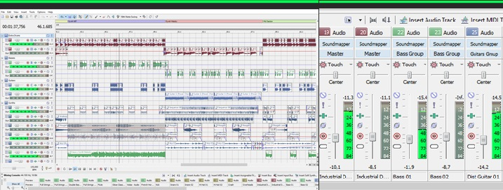 Acid Pro 7 - Best DAW Music Production & Recording Software