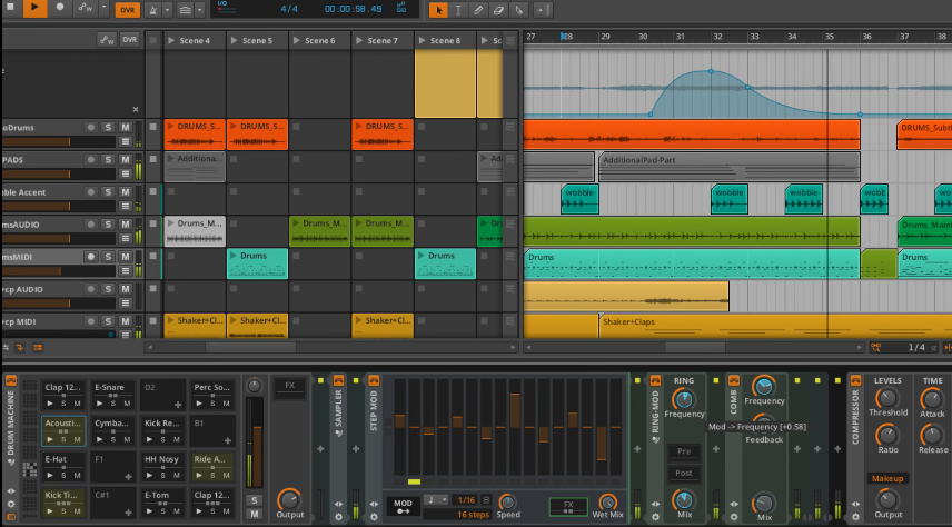 Bitwig - Best DAW/ Recording/ Music Production Software