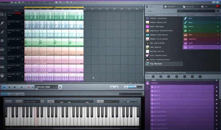 Magix Music Maker - Best DAW Music Production & Recording Software