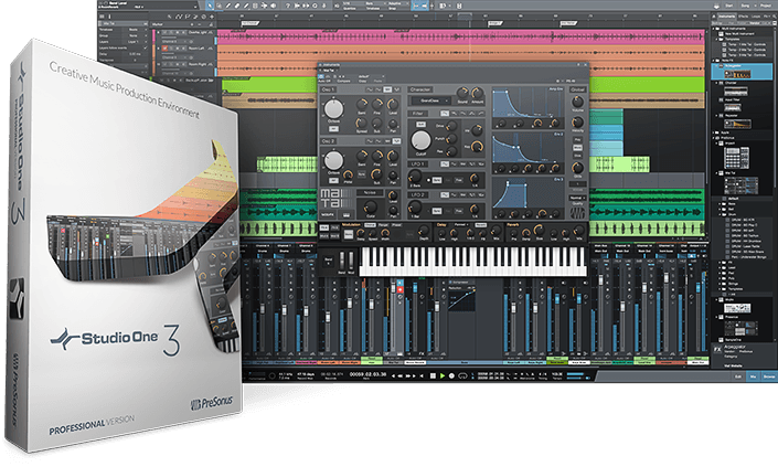 Prosonus Studio One - Best DAW/ Recording/ Music Production Software
