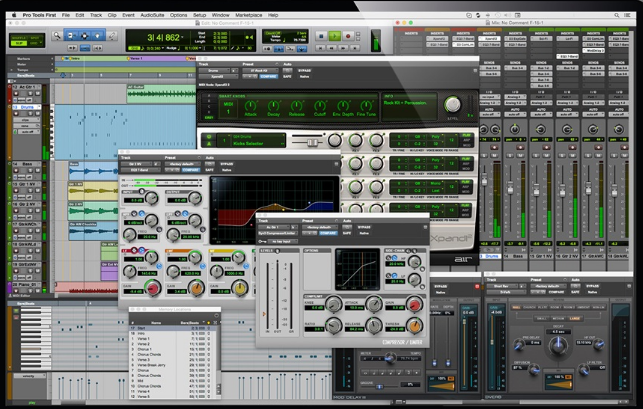 Pro Tools - Best DAW/ Recording/ Music Production Software
