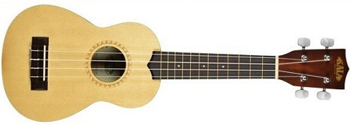 Kala KA-15S-S Soprano Ukulele - Best Ukuleles For Beginners Under $100