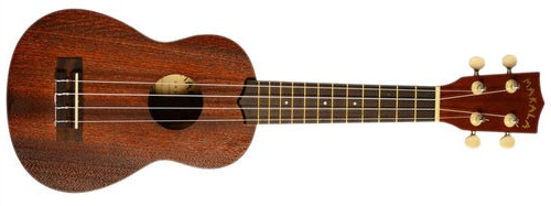 Kala MK-S Makala Soprano Ukulele - Best Ukuleles For Beginners Under $100
