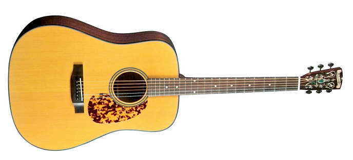 Blueridge BR-160 Acoustic Guitar - Best Acoustic Guitars (From $500 to $1,000)