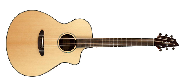 Breedlove Pursuit Electric-Acoustic Guitar - Best Acoustic Guitars (From $200 to $500)