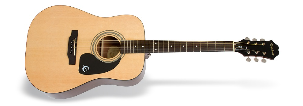 Epiphone DR-100 Acoustic Guitar - Best Acoustic Guitars For Beginners (Under $200)