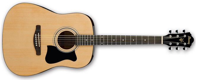 Ibanez IJV50 Jampack - Best Acoustic Guitars For Beginners (Under $200)