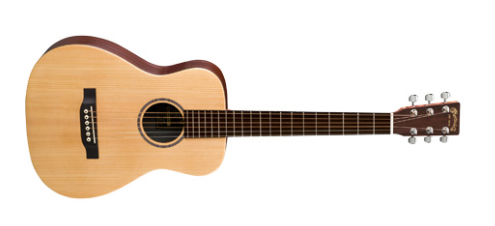 Martin LX1E Little Martin Electric-Acoustic Guitar - Best Acoustic Guitars (From $200 to $500)