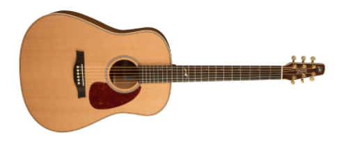 Seagull Artist Mosaic Acoustic Guitar - Best Acoustic Guitars (From $500 to $1,000)