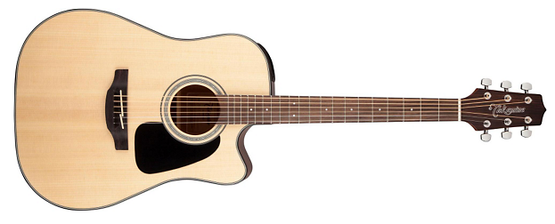Takamine GD30CE Electric-Acoustic Guitar - Best Acoustic Guitars (From $200 to $500)