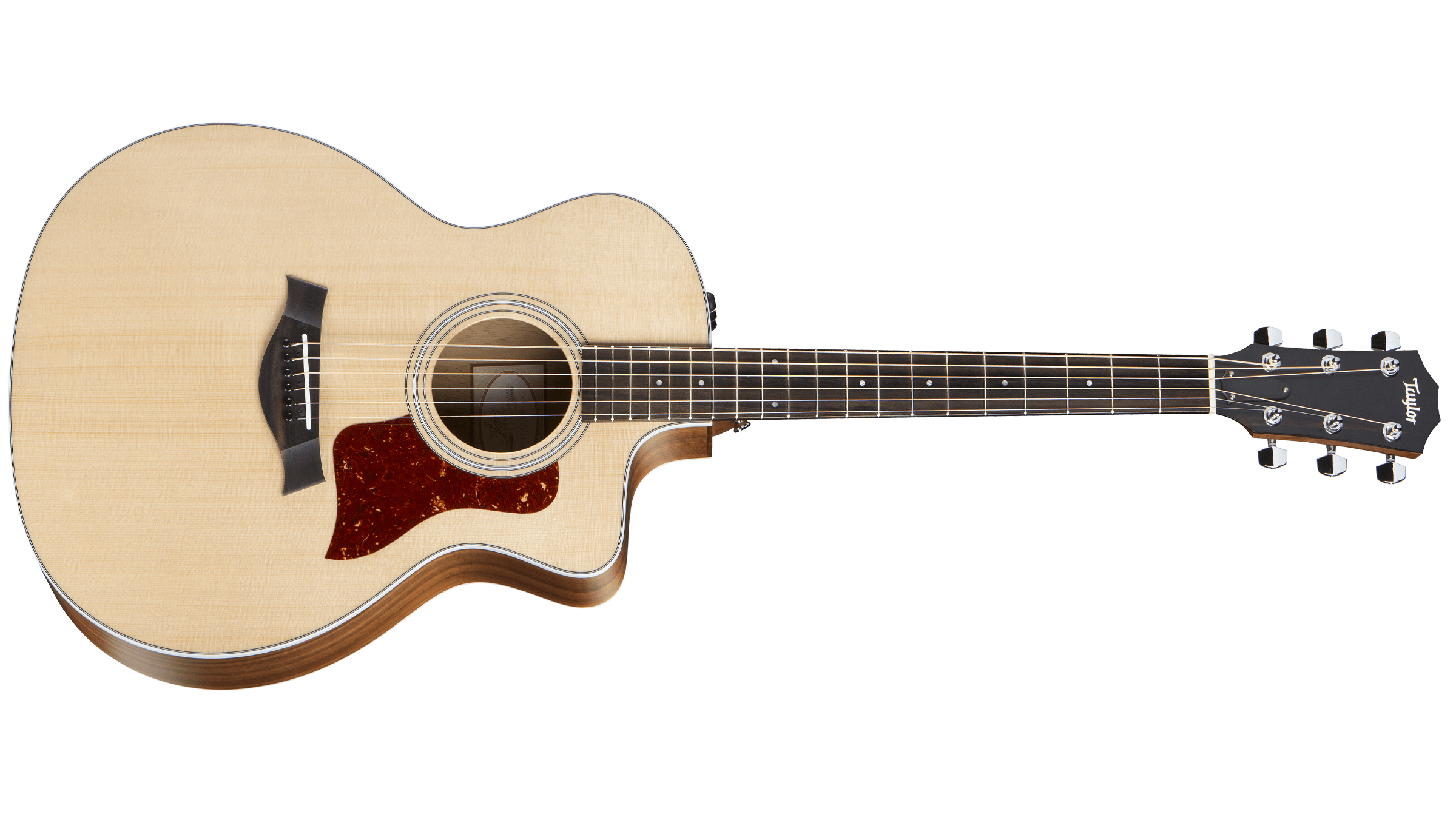 Taylor 214ce 200 Series Electric-Acoustic Guitar - Best Acoustic Guitars (From $500 to $1,000)