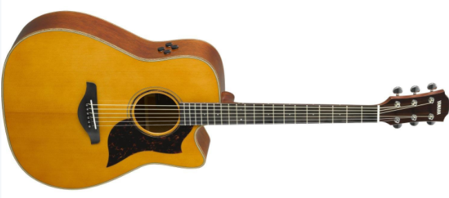 Yamaha A-Series A3M Electric-Acoustic Guitar - Best Acoustic Guitars (From $500 to $1,000)