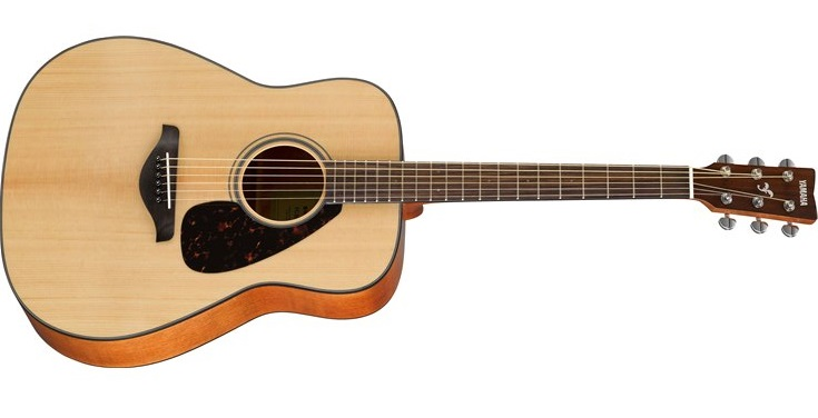 Yamaha FG800/ FS800 Acoustic Guitar - Best Acoustic Guitars For Beginners (Under $200)