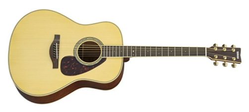 Yamaha LL6M Acoustic Guitar - Best Acoustic Guitars (From $200 to $500)