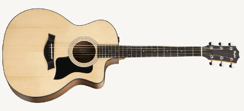 Taylor 114ce 100 Series Electric-Acoustic Guitar - Best Acoustic Guitars (From $500 to $1,000)